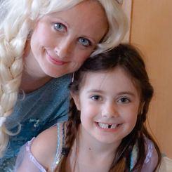 Anya and Mary