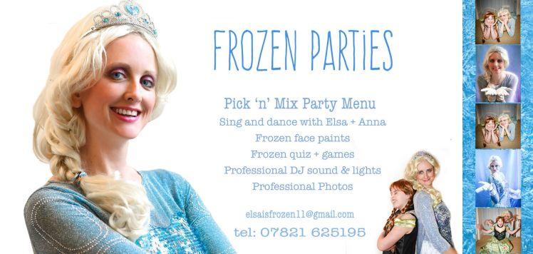 Frozen Parties