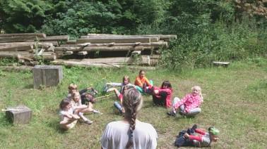 Whitelands summer group 087