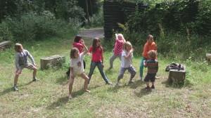 Whitelands summer group 099