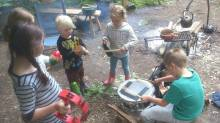 Summer clubs at Whitelands...